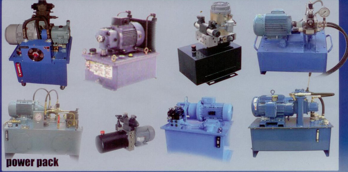 Flotek Power Units